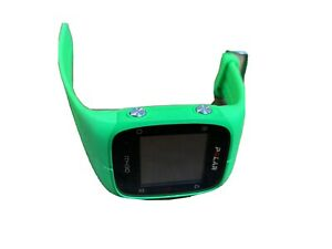 Used Polar M430 with charger, Fluo Green, wrist-based HR and GPS