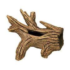 Blue Ribbon Natural Driftwood Hideaway Exotic Environments Aquarium Ornament