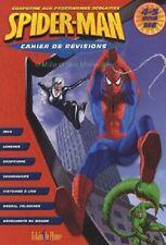 Mon Cahier de Révision avec Spider-Man - Moyenne Section - 4/5 ans