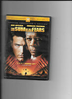The Sum of All Fears (DVD, 2002) Widescreen