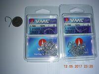 50 VMC TOURNAMENT  X STRONG CIRCLE HOOKS  SIZE 1