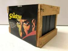 The Shadow Original Radio Broadcasts 4 Tapes ~Only the Shadow Knows!~
