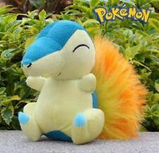 "Pokemon Plush Toy Cyndaquil 6"" Collectible Nintendo Game Stuffed Animal Doll NEW"