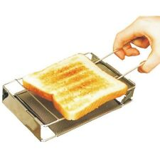 Sunncamp Folding Camp Stove Toaster Grill for One Slice Bread