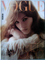 Vogue-'06-Glenn O'Brien,Cindy Sherman,Dita Von Teese,David Byrne,William Claxton