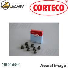 Seal Set,valve stem for VW,SEAT,AUDI,SKODA PASSAT,3A2,35I,AAM CORTECO 19025682