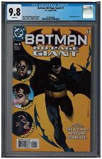 BATMAN 80-PAGE GIANT #1 CGC 9.8 (8/98) DC Comics white pages