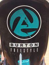 Burton Freestyle Air Disc Bindings 1992 Craig Kelly Retro Rare Original