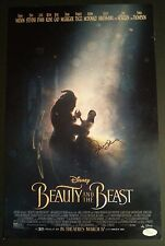BEAUTY AND THE BEAST Cast(x2) Authentic Signed EMMA WATSON 11x17 Photo (JSA COA)