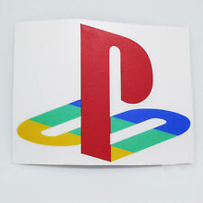 Sony Play Station PS Logo Sticker Vinyl Decal NO Video Game or PS3 PS4 Console