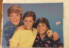 JASON BATEMAN & MADONNA 80s Teen Magazine Clipping Pin Up Poster 11x16