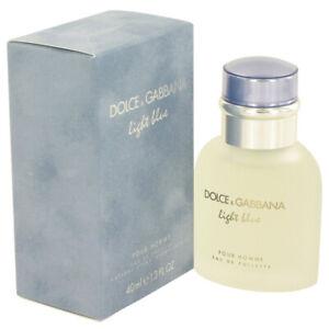 Light Blue by Dolce & Gabbana Eau De Toilette Spray 1.3 oz for Men