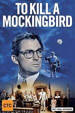 Drama G Rated To Kill a Mockingbird DVDs & Blu-ray Discs
