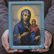Saint Anne Virgin Mary iconography artwork orthodox religious icons for sale