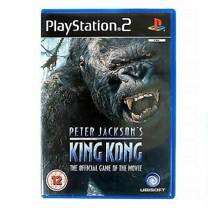 Peter Jacksons King Kong (Sony PlayStation 2) PS2 Game Boxed Manual Complete