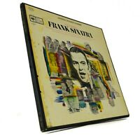 The Essential FRANK SINATRA LP COLUMBIA RECORDS 3XLP Box Set US 1967