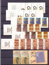 Australie, kavel met 12 postzegelboekjes postfris, leuke koop. zie scan