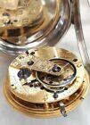 Massey 3 Liverpool Window Jewels Fusee Watch Silver  *(F. WORK. ORDER) *1835*