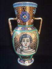 Deruta Oro Zecchino Byzantine Mosaic Gialletti Giulio Byzantino Kaiser Justinian