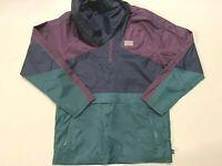 Vans New Outdoor Tech Anorak Windbreaker Jacket Men's Size Medium