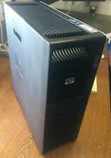 HP Workstation Z600 QC 2x Xeon E5520 2,27GHz RAM 8GB HDD 2x 300GB FX1800 W7Pro