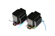 One pair 8W 3.5k Output transformer 0-4-8ohm for 6p3p 6L6p fu-7 fu807 L5-34