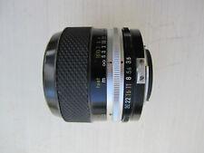 Nikon Micro-NIKKOR-P Auto 1:3.5 55mm lens