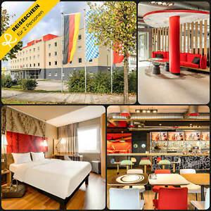 Städtereise München 3 Tage 2 Personen ibis Hotel Hotelgutschein Kurzurlaub Reise