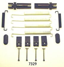 Better Brake Parts 7329 Rear Hardware Kit