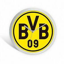 BVB Borussia Dortmund Wanduhr NEU