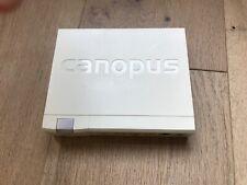 Canopus / Grass Valley ADVC-110 Analog to Digital Video DV Converter