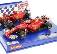 Carrera 30843 Digital Ferrari SF7OH F1 Kimi Raikkonen 1/32 Slot Car
