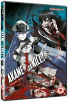 Neuf Akame Ga Kill Collection 2 (Épisodes 13-24) DVD