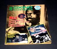 BOXING ILLUSTRATED MAGAZINE APRIL 1976 RUBIN CARTER