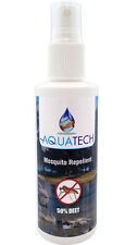50% DEET Mosquito / Insect Repellent Spray - Aquatech - (1x100ml)