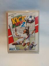 Kick Off 2 A Anco Game for the Commodore Amiga Computer tested & working