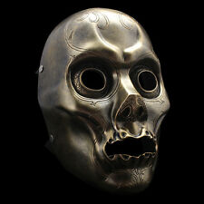 Halloween Masquerade Costume Mask Resin Death Eater Harry Potter Movie Props