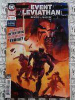 Event Leviathan (2019) DC - #1, Brian Michael Bendis/Alex Maleev, NM