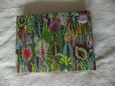 Houseplant Jungle - With Sheet Naming the Plants - Gailson Puzzle - Jigsaw