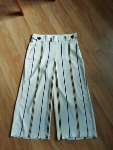 Carolina Belle cropped trousers size 12-14