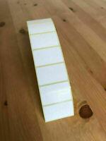 Prosperveil Klebeetiketten auf Rolle weiß selbstklebend wasserfest!