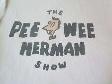 PEE WEE HERMAN TEE XL