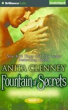 The Relic Seekers: Fountain of Secrets 2 by Anita Clenney (2015, CD, Unabridged)