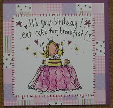 Juicy Lucy Birthday Card