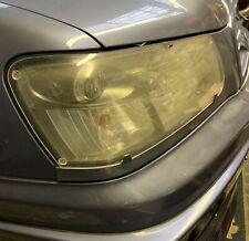 Subaru Forester SG5 (pre-facelift In 2006) Headlight Protectors