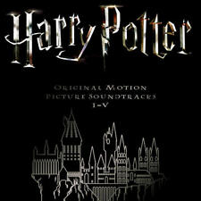Harry Potter I-v Original Motion Picture Soundtrack 10 Vinyl LP