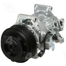 A/C  Compressor And Clutch- New   Four Seasons   168348