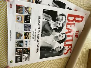 Beatles Posters 2 of the same