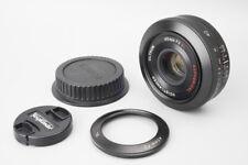 Voigtlander Ultron 40mm f/2 f2 SL II Aspherical Lens, For Canon EF Mount