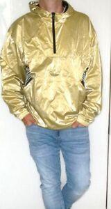 Hammer Adidas TLM 02 Windbreaker gold Gr. L  top neu